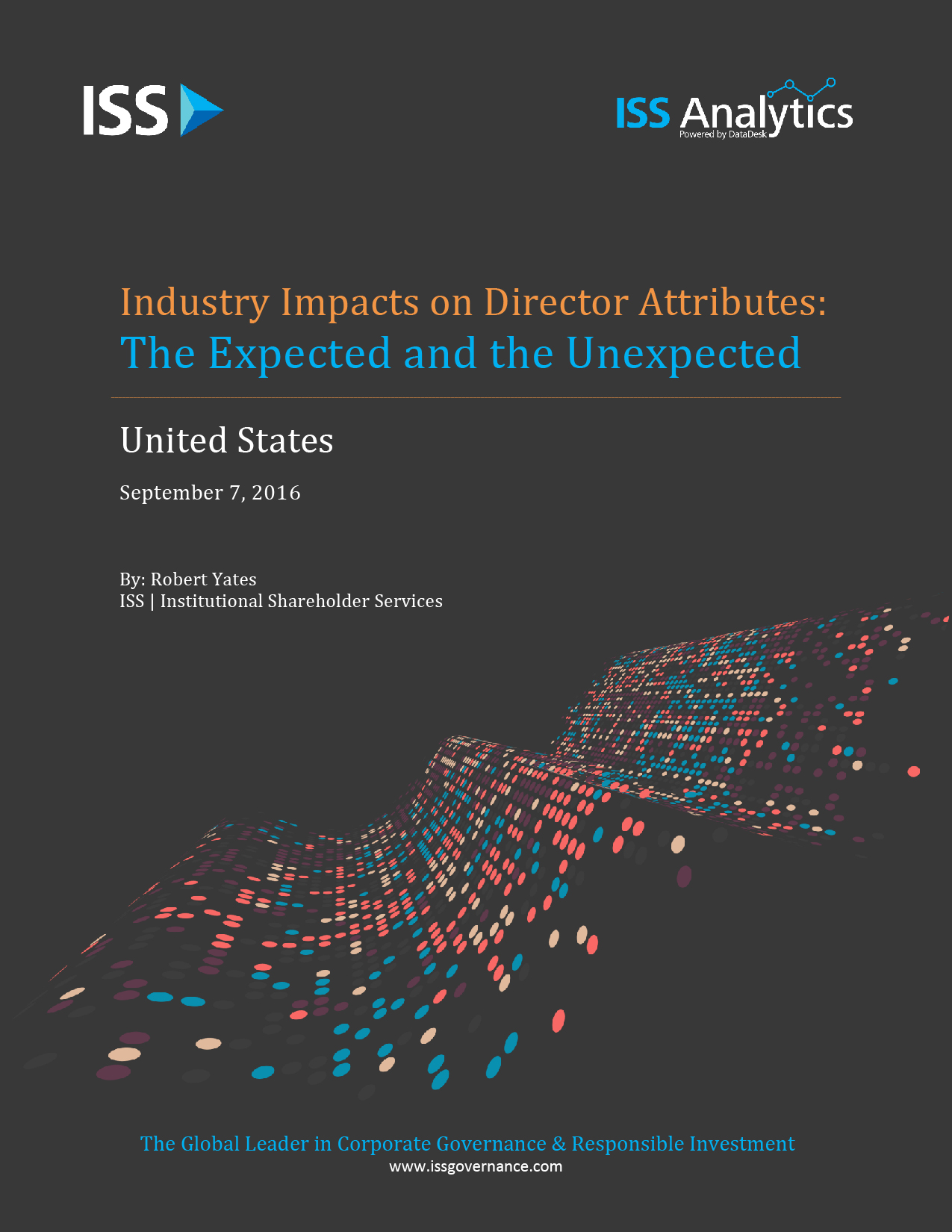 Industry Impacts on Director Attributes: The Expected and the Unexpected