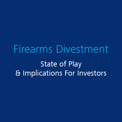 firearms-divestment