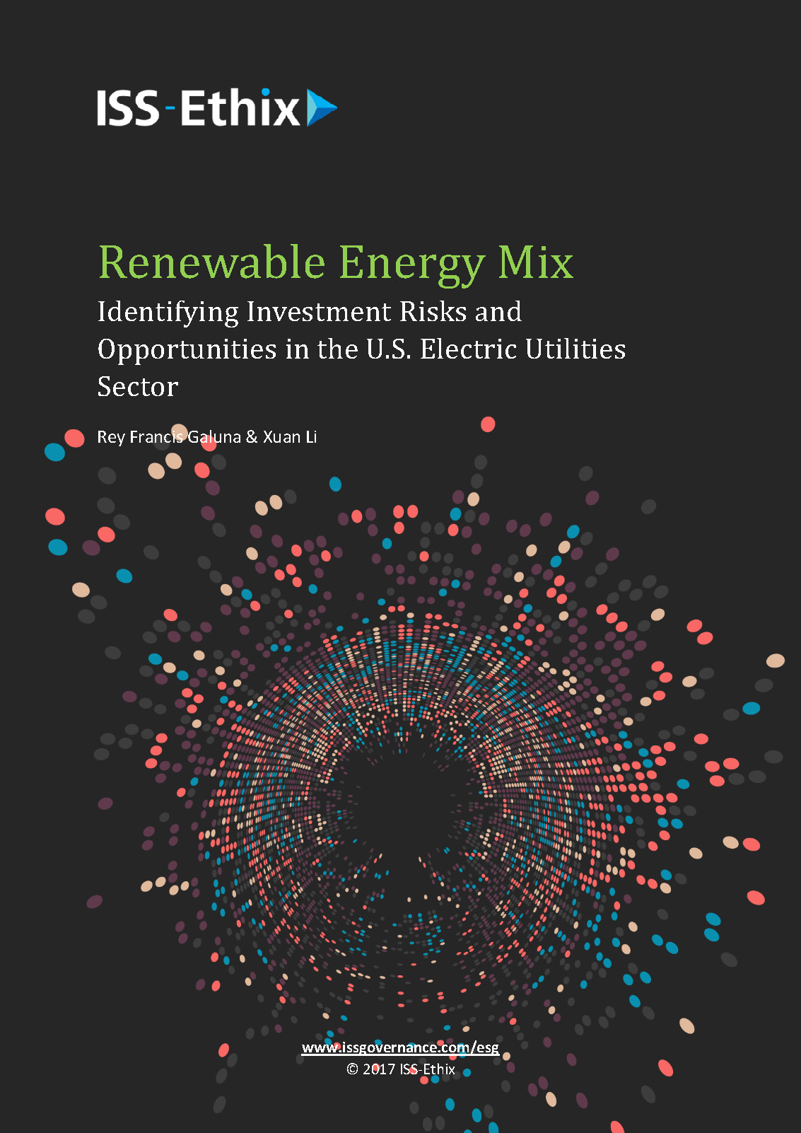 Renewable Energy Mix: Identifying Investment Risks and Opportunities in the U.S. Electric Utilities Sector