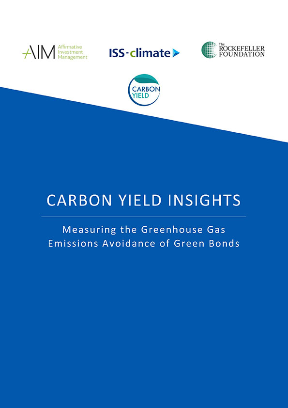 Carbon Yield Insights: Measuring the Greenhouse Gas Emissions Avoidance of Green Bonds