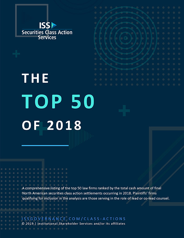 The Top 50 of 2018
