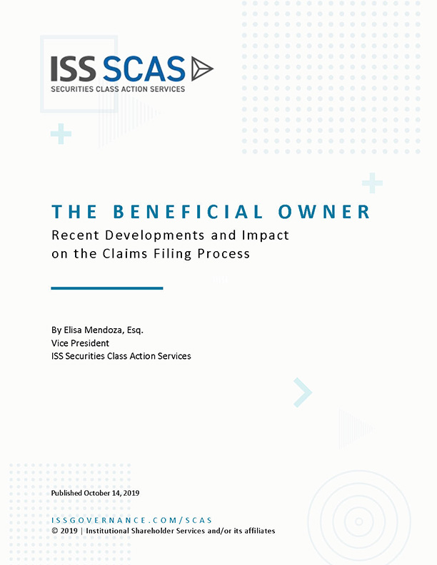 The Beneficial Owner