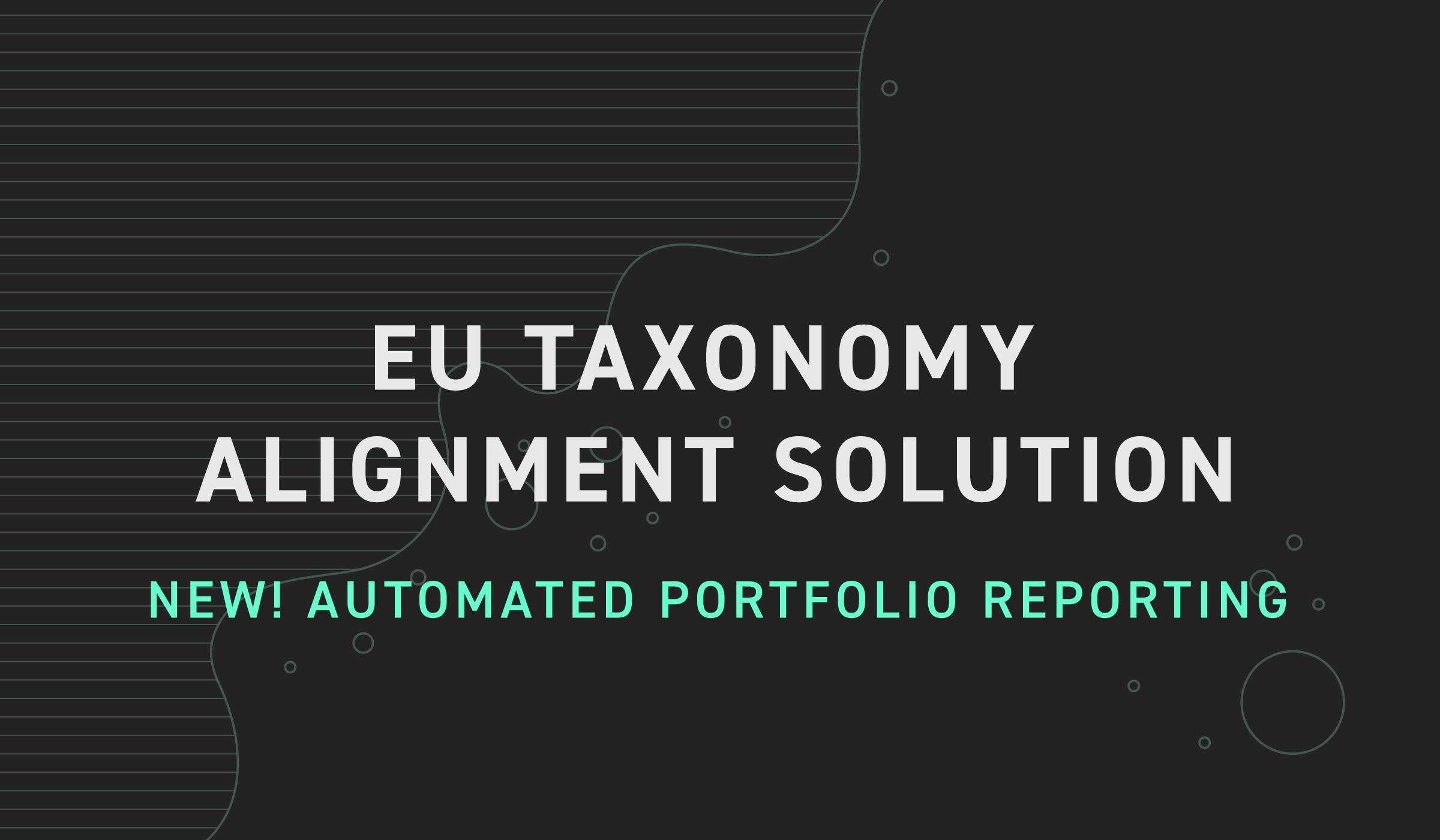 new-eu-taxonomy