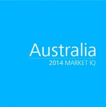 Australia 2014 Market IQ