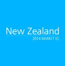 New Zealand 2014 Market IQ