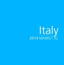 Italy 2014 Market IQ
