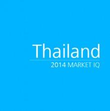 Thailand 2014 Market IQ