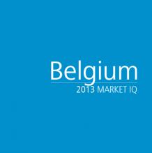 Belgium 2013 Market IQ