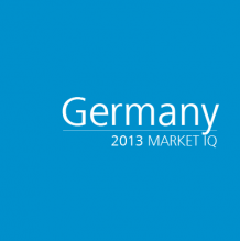 Germany 2013 Market IQ
