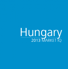 Hungary 2013 Market IQ