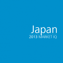 Japan 2013 Market IQ