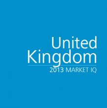 United Kingdom 2013 Market IQ