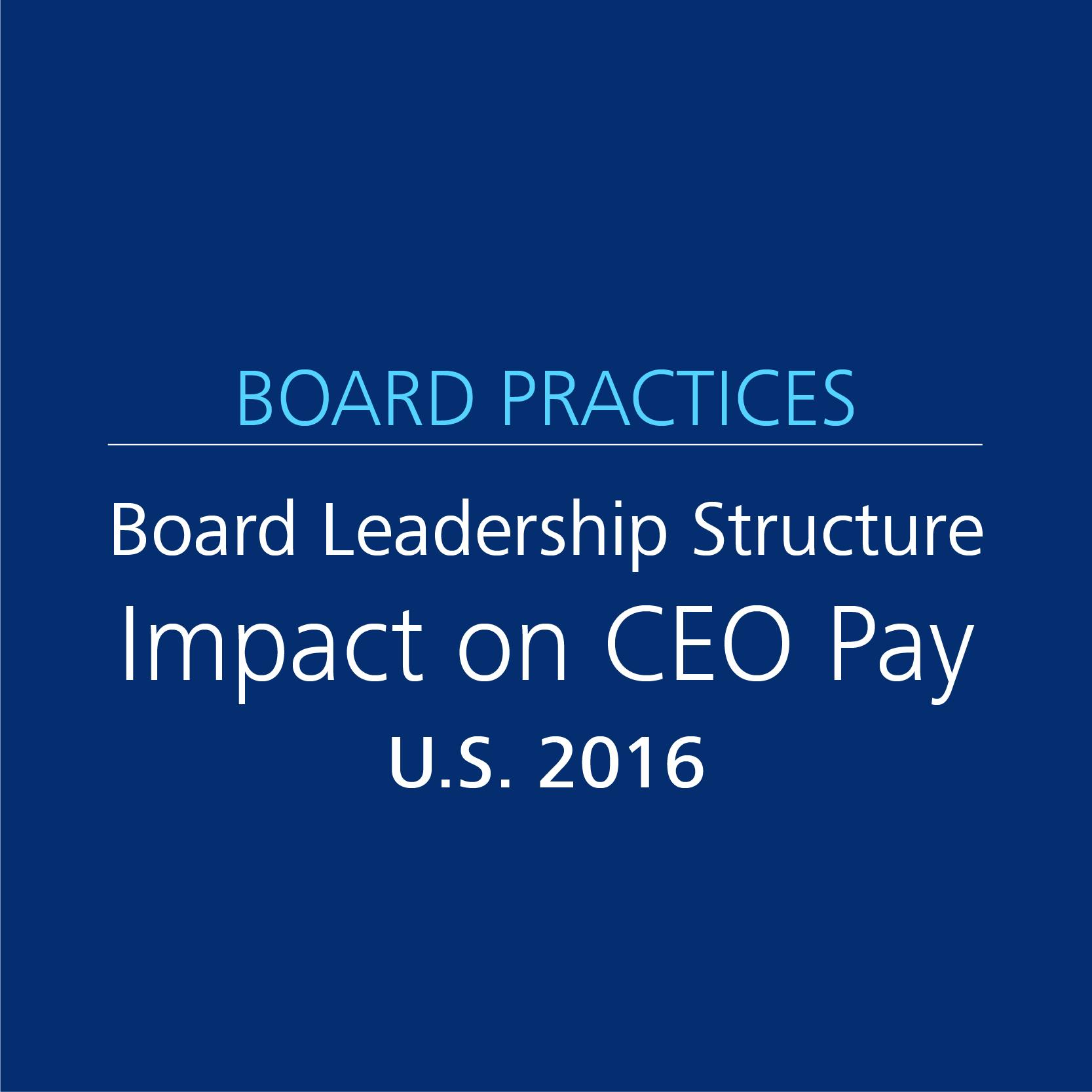 Executive pay essay